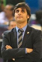 Alejandro Alcoba basketball