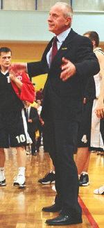 Tadeusz Aleksandrowicz basketball