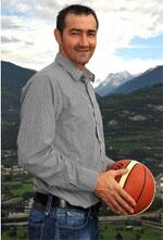 Petar Aleksic basketball