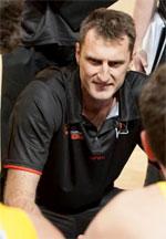 Chris Anstey basketball