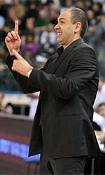 Drazen Anzulovic basketball