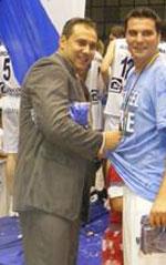 Vladimir Arnautovic basketball