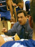 Frank Arsego basketball