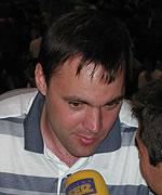 Sergei Babkov basketball
