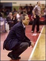 Alberto Babo basketball