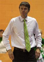 Ainars Bagatskis basketball