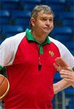 Ruslan Baidakov basketball