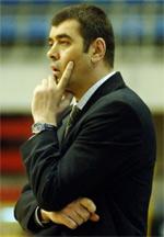 Mensur Bajramovic basketball