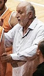 Miodrag Baletic basketball