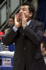 Luca Banchi basketball