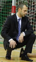 Michal Baran basketball