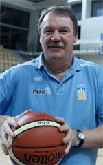 Ryszard Baranski basketball