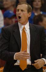 Rick Barnes basketball