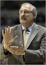 Jim Baron basketball