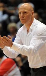 Eric Bartecheky basketball