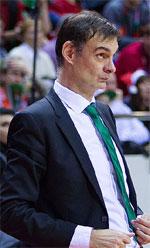 Giorgos Bartzokas basketball
