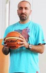 Semsettin Bas basketball