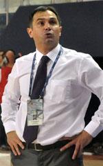 Alp Bayramoglu basketball