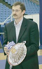 Sergey Bazarevich basketball