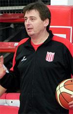Daniel Beltramo basketball