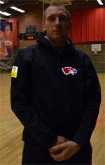 Stefan Bergman basketball