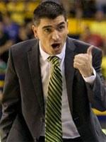 Josep Berrocal basketball