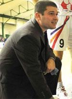 Maxime Bezin basketball