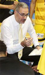 Giorgos Bitzanis basketball