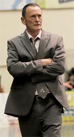Bruno Blier basketball
