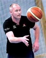 Mikael Blomqvist basketball