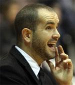 Andreu Bou basketball