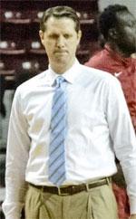 John Brannen basketball