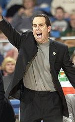 Mike Brey basketball