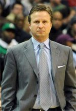 Scott Brooks basketball
