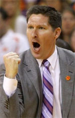 Brad Brownell basketball