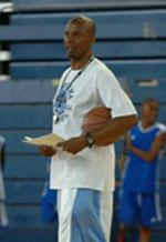 Steve Bucknall basketball