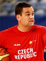 Pavel Budinsky basketball
