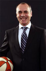 Laurent Buffard basketball