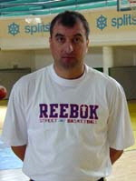 Ivica Buric basketball