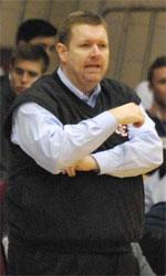 Kevin Burton basketball