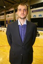 Sandis Buskevics basketball