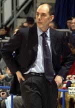 Attilio Caja basketball