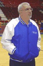 Atilla Cakmak basketball