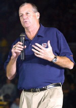 Jim Calhoun basketball