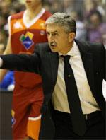 Marco Calvani basketball