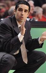 Kaleb Canales basketball