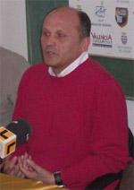 Ismael Canto basketball