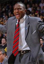 Dwayne Casey basketball