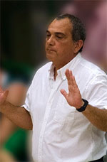 Alvaro Castineira basketball