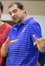 Igor Chigrinov basketball